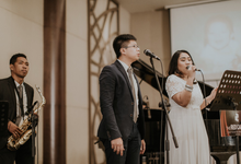 Discovery Hotel Ancol (Angela & Adrian Engagement) by The Red Carpet Entertainment