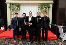 K-Link Tower (Chen & Adel Wedding) by The Red Carpet Entertainment