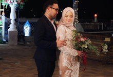 Marina Batavia (Nerizza & Dery Wedding) by The Red Carpet Entertainment