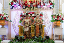 Griya Ardya Garini (Ayu & Hendra Wedding) by The Red Carpet Entertainment