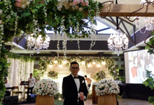 Suasana Resto (Indra & Gita Wedding) by The Red Carpet Entertainment