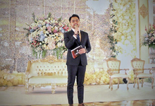Balai Samudra (Bobby & Karlina Wedding) by The Red Carpet Entertainment