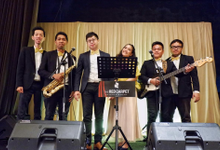 Grand Hyatt (William & Devi Wedding) by The Red Carpet Entertainment