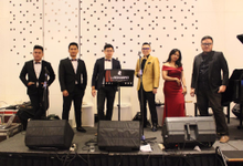 Le Meridien Hotel (Harry & Wiwi Wedding) by The Red Carpet Entertainment