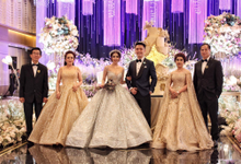 Thamrin Nine Ballroom (Milton & Irtika Wedding) by The Red Carpet Entertainment