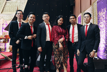 Gedung Pewayangan TMII (Andin & Aqsa Wedding) by The Red Carpet Entertainment