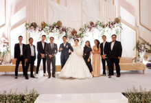 Kempinski Hotel (Davine & Kartini Wedding) by The Red Carpet Entertainment