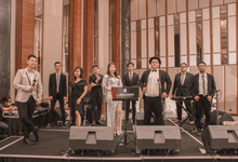 Swissotel PIK (Willy & Vivi Wedding) by The Red Carpet Entertainment
