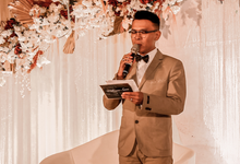 Double Tree Hotel (Gusti & Jessica Wedding) by The Red Carpet Entertainment