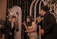 Sheraton Gandaria City (Rivaldy & Fera Wedding) by The Red Carpet Entertainment