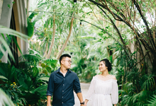 The Pre-wedding of Arifin & Vonny by The Right Two