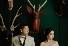 The Wedding of Andy & Jeje by The Right Two