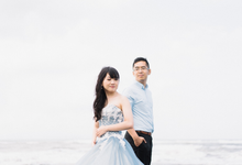 The Pre-wedding of Alex & Evelyn by The Right Two