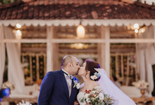 The Wedding of Prasad & Lia by The Right Two