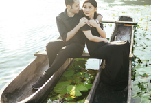 The Pre-wedding of Reza & Cintya by The Right Two