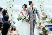 The Wedding of Marico & Vivien by The Right Two