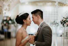 The Wedding of Robin & Jesslyn by The Right Two