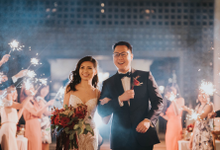 The Wedding of Gervais & Xin Yi by The Right Two
