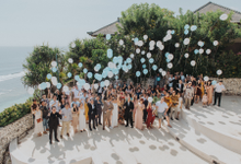 The Wedding of Renaldy & Stephanie by The Right Two