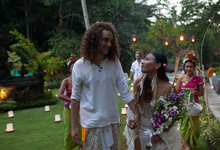 buddhist wedding by The Samaya Ubud, Bali