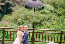 Helen & Jason Newton by The Samaya Ubud, Bali