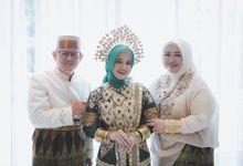 Makassar Wedding Ala Manda Lukman by theSerenade Organizer