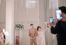 Wedding Reception Irene & Dicky by theSerenade Organizer