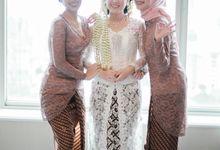 Nadine & Rivan's Intimate Celebration in Sundanes Theme by theSerenade Organizer