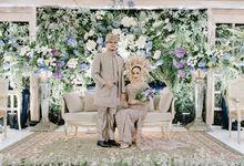 Minang Wedding Amel Rinaldy by theSerenade Organizer