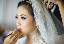 Pernikahan Outdoor dengan Tema Jawa Kontemporer by theSerenade Organizer