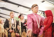 Wedding Reception Zahra Dodit by theSerenade Organizer