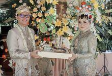 Ayana Mid Plaza - Intimate Wedding Nadia Hanif by theSerenade Organizer
