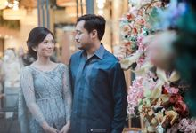 New Normal Engagement Nadira Alvin by theSerenade Organizer