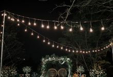 Pernikahan dengan Tema Bohemian ala Markus dan Helen by theSerenade Organizer