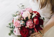 Bridal Handbouquet Album 2 by The Silver Lining