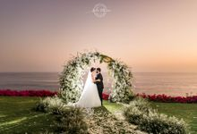 The Ungasan Bali Wedding - Loubna & Saleh by Bali Pixtura