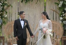 The Wedding of Kris & Nova by Royal Ambarrukmo Yogyakarta