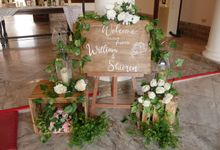 Wedding of William & Shieren by Bonzai Decoration