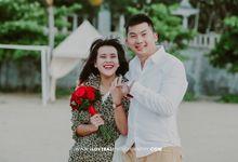 Wei Kang & Ribka - Engagement Session by I Love Bali Photography