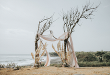 Elopement in Bali by The Wildest Dreams