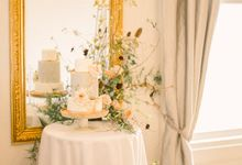 A country manor wedding by The Blushing Peony