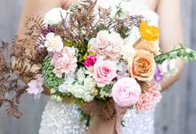 Bouquets by The Flowering Year