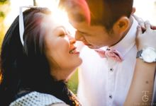 Rox and Clytie Pre Wedding Shoot by The Gallery Photo