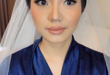 Livia Wedding by Theiya Makeup Artistry