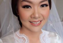 Rafaela Wedding by Theiya Makeup Artistry