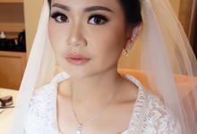 Feliana Wedding by Theiya Makeup Artistry