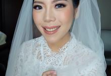 Stefanie Wedding by Theiya Makeup Artistry