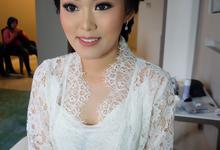 Natalia Wedding by Theiya Makeup Artistry