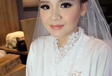 Melisa Wedding by Theiya Makeup Artistry