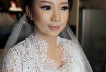 Angelia Wedding by Theiya Makeup Artistry